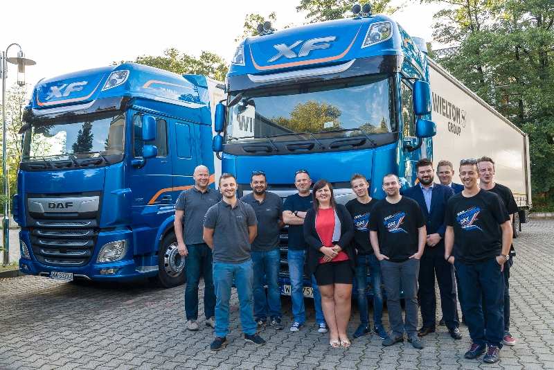 DAF Bloggers day