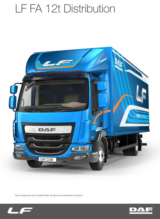 DAF-LF-Distribution