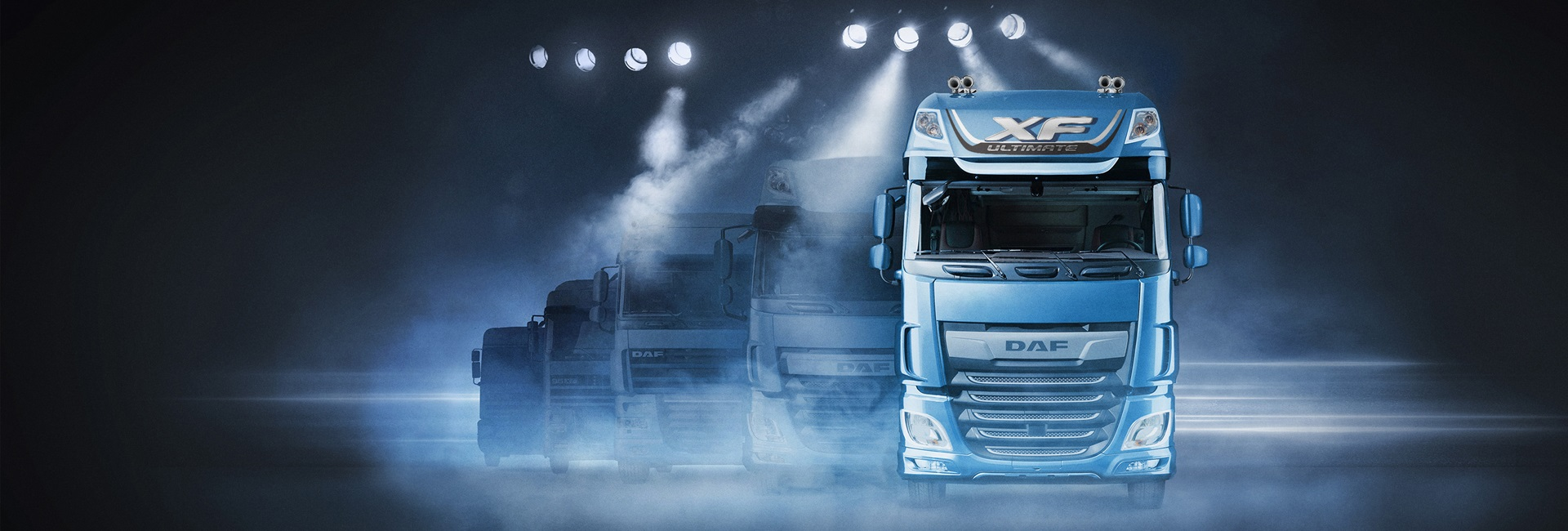 DAF XF and CF Ultimate package