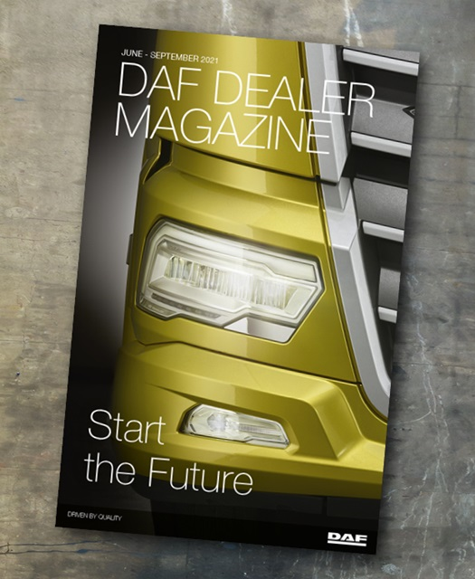 DAF Dealer Magazine