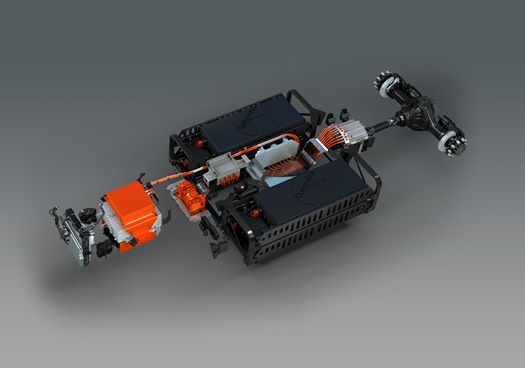 DAF-LF-Electric-Driveline