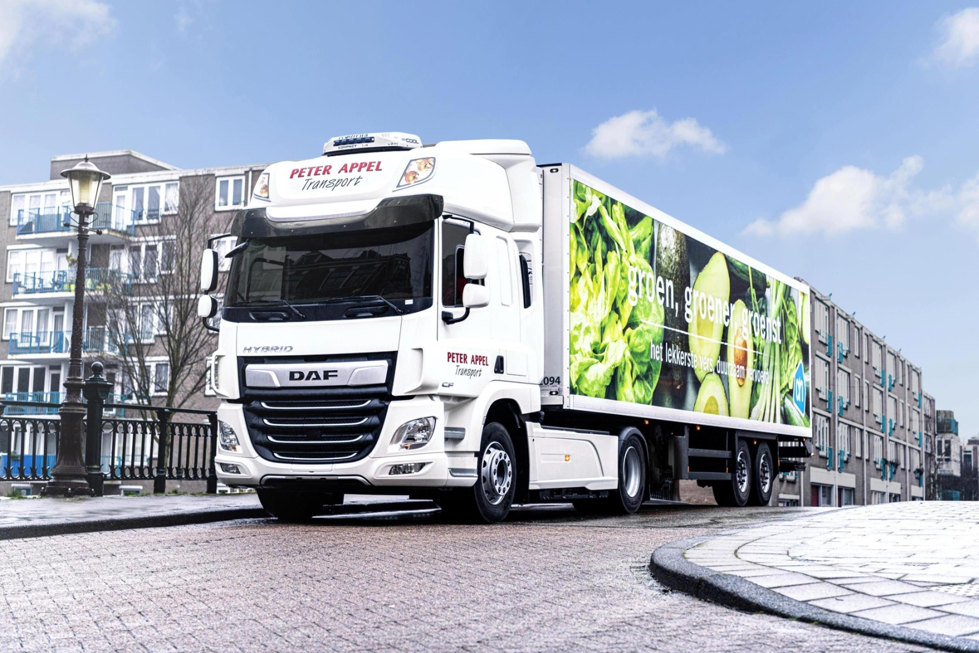 DAF CF Hybrid-Innovation Truck